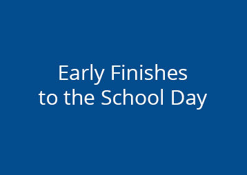 Early Finishes School Day