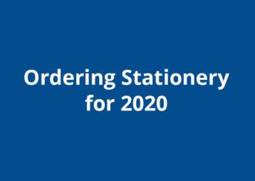 Stationery 2020