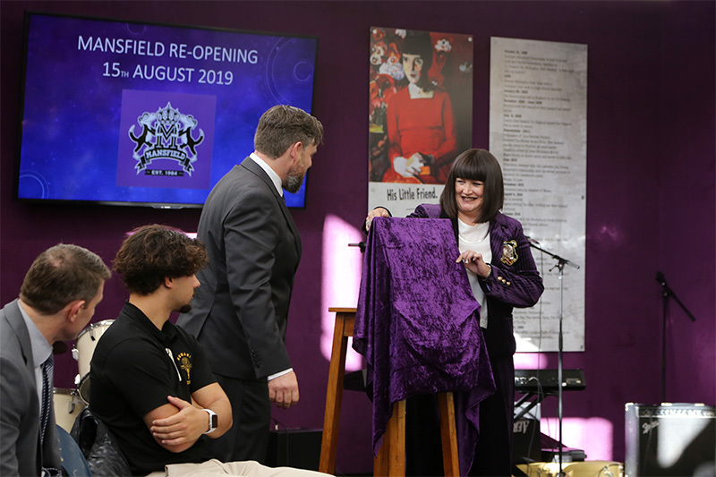 Mansfield House Opening 011