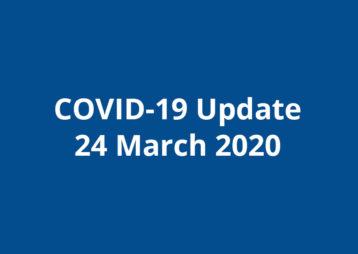 Covid 19 Update 24 03 20