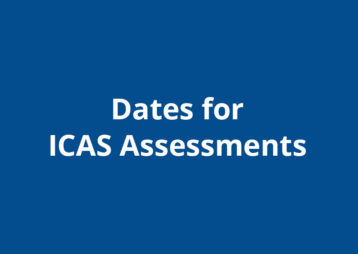 Dates For Icas