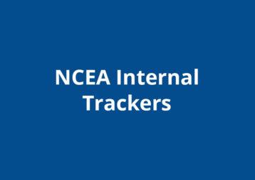 Ncea Internal Tracker