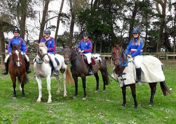 2018 Equestrian Cup