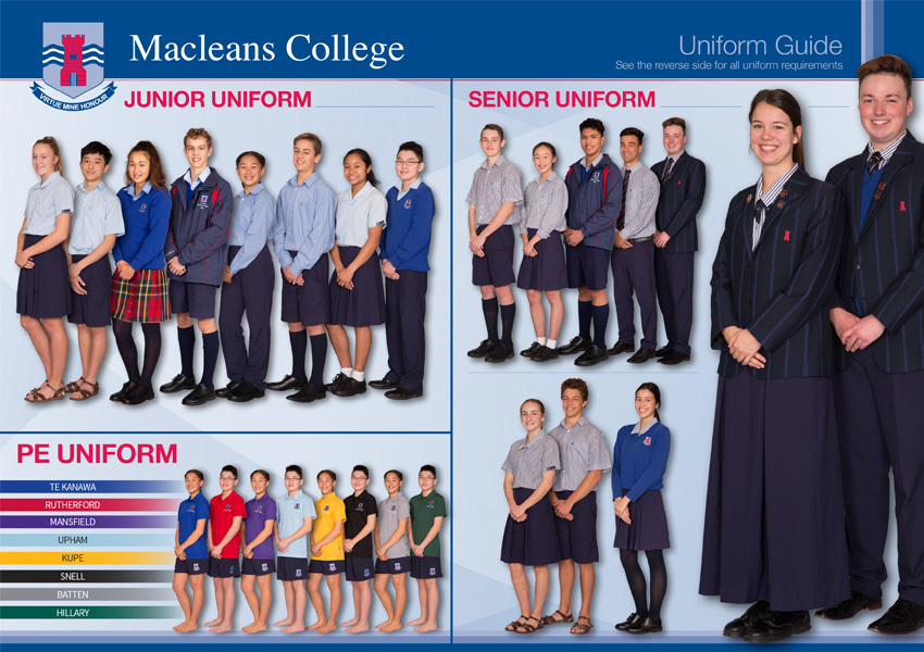 School Uniform Guide