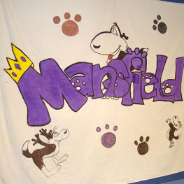Mansfield House banner